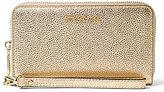 MICHAEL Michael Kors Studio Mercer Metallic Large Multifunction Phone Wallet