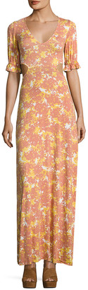 Rachel Pally Finnie Printed Maxi Dress