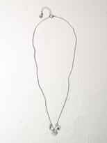 White Stuff Bird necklace