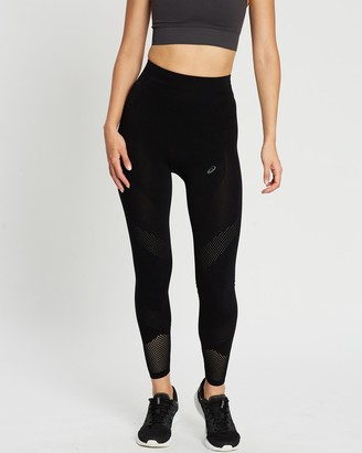 Asics Women's Tights - Ventilate Crop Tight - Women's - Size One Size, S at The Iconic