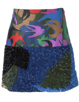 Sonia Rykiel 'Swallows' skirt