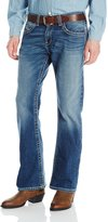 Ariat Men's M7 Extra Slim Fit Rocker Boot Cut Jean