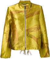 Dorothee Schumacher - zipped jacket - women - Polyester - 1