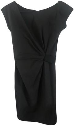 Nicole Farhi Black Cotton Dress for Women