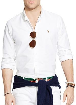 Polo Ralph Lauren Classic Fit Cotton Oxford Shirt