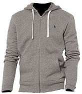 Polo Ralph Lauren Classic Full-Zip Fleece Hooded Sweatshirt - S