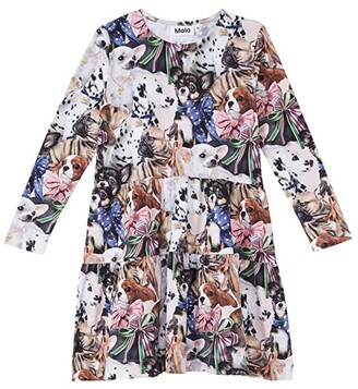 Molo Chia (Little Kids/Big Kids) (Puppy Love) Girl's Dress