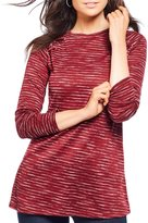 Westbound Long Sleeve Grommet Tunic
