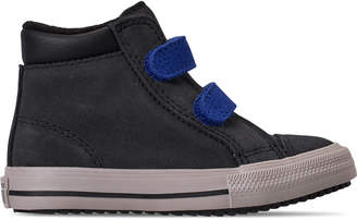Converse Boys' Toddler Chuck Taylor All Star PC 2V Hook-and-Loop Sneaker Boots