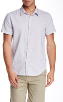 Save Khaki Oxford Simple Classic Fit Shirt