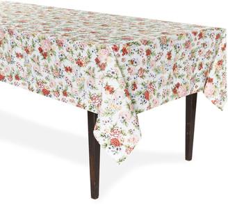 Emilia Wickstead Light Floral Linen Tablecloth