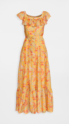 Saloni Jemma Long Dress