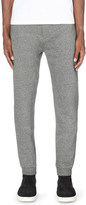 Kenzo Tiger embroidered cotton jogging bottoms