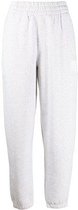 Alexander Wang Foundation logo-print track pants