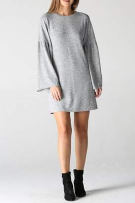 Angie Grey Days Dress