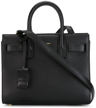 Saint Laurent nano Sac de Jour tote bag