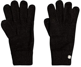 Roxy Love Today Gloves (Anthracite) Liner Gloves