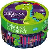 SASSI Dragon in the Forest Book and Puzzle