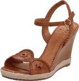 Jack Rogers Women's Clare Rope Wedge Sandal