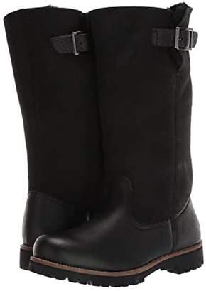 Blackstone OL04 (Black) Women's Shoes