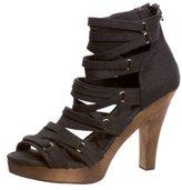 Chelsea Strap-Up Sandal