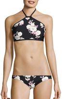 Kate Spade Posey Grove Halterneck Bikini Top