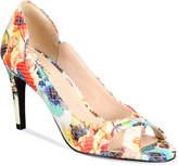 Cole Haan Jacinda Peep Toe Pumps, A Macy's Exclusive Style