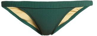Made by Dawn Traveler Bikini Briefs - Womens - Dark Green
