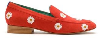 Blue Bird Shoes Daisy boyish 15mm loafers
