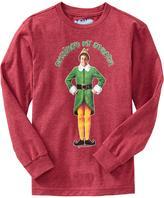 Old Navy Boys Elf™ Heathered Tees