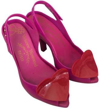 Vivienne Westwood \N Pink Rubber Heels