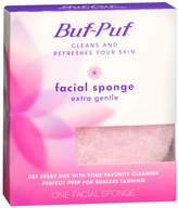 Buf-Puf Facial Sponge Extra Gentle