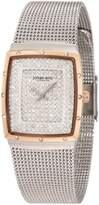 Johan Eric Women's JE1007-04-001.16 Tondor Tonneau Rose Gold Watch