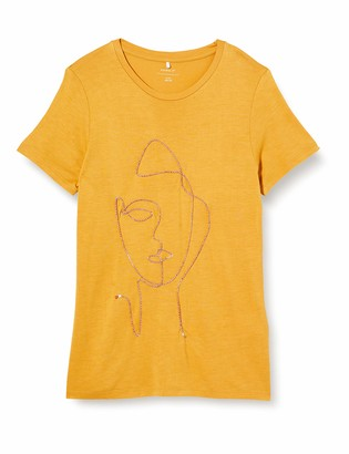Name It Girl's Nkffanessa Ss Oversize Top T-Shirt