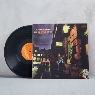 west elm David Bowie - The Rise And Fall of Ziggy Stardust and The Spiders From Mars LP