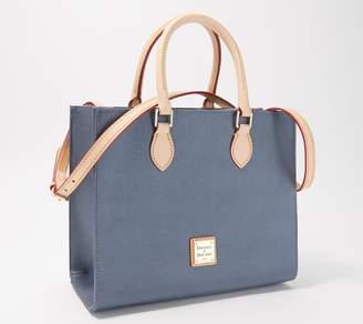 Dooney & Bourke Leather Janine Satchel