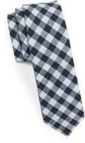 Original Penguin Skinny Gingham Tie