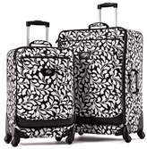 American Tourister Color Your World 2-Piece Luggage Set in Floral
