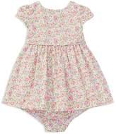 Ralph Lauren Girls' Floral Dress & Bloomers Set - Baby