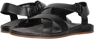 Chaco Wayfarer (Black) Women's Sandals