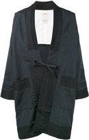 Visvim kimono coat - men - Cotton/Linen/Flax/Mohair/Wool - 2
