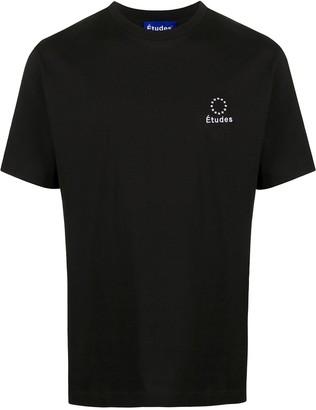 Études chest logo T-shirt