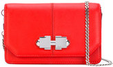 Carven chain strap shoulder bag - women - Leather - One Size