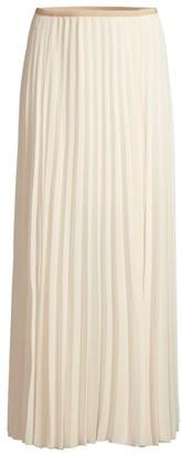 Peserico Pleated Midi Skirt