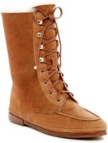 Vince Camuto Signature Lester Genuine Shearling Lined Boot