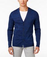 Alfani Men's Cotton Cardigan, Only at Macy's
