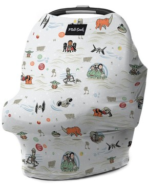 Disney Star Wars: The Mandalorian Baby Seat Cover by Milk Snob