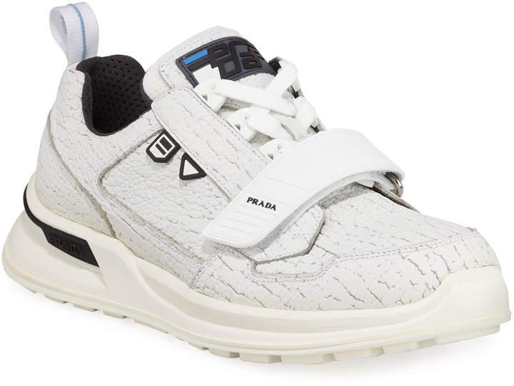 a0fbfae6 Men's Sport Sneakers with Grip-Strap