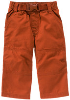 Gymboree Knee Seam Ripstop Pant