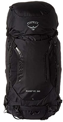 Osprey Kestrel 38 (Black) Backpack Bags